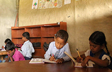 위태로운 학교 불안한 아이들 - 사진