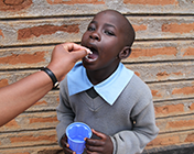 자세히 보기 - 지구촌 어린이에게 전달된 희망